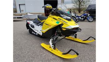 2017 MXZ X 850 with Adjustment Pkg and Ice Ripper