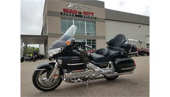 2002 GL1800 GOLD WING 1800
