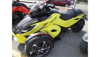 2014 DEMO Spyder RS-S SM-5