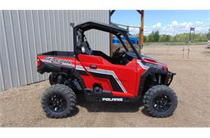 POLARIS GENERAL 1000 DEMO