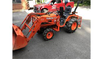 2005 B7510DT Compact Tractor