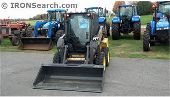 2012 L218 Skid Steer Loader