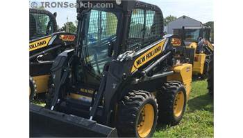 2014 L218-T4B Skid Steer Loader