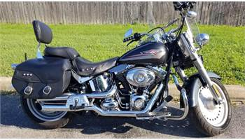 2008 Softail Fat Boy
