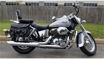 2003 Shadow Ace 750