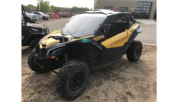 2017 Maverick X3 X ds Turbo R Side x Side