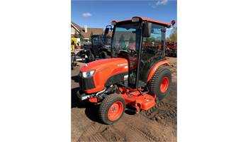 2014 B2650HSDC Compact Tractor