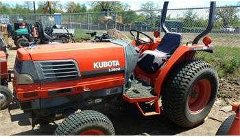 1997 L3600GST 4WD Utility Tractor