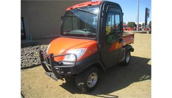 2011 RTV-1100CWX Worksite Utility Vehicle