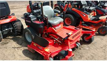 2016 Pro Turn 472 Commercial Zero Turn Lawn Mower
