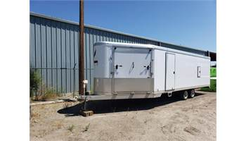 2012 Enclosed Trailer