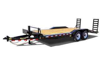 "2019 10DF-18BK 83"" X 18' Pro Series Drive-Over Fender Equipment/Car Hauler"