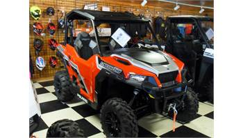 2019 Polaris GENERAL® 1000 Premium - Havasu Red Pearl