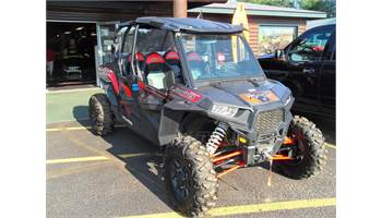 2017 RZR XP® 4 1000 EPS Titanium Metallic