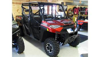 2019 RANGER CREW® XP 1000 EPS Ride Command- Sunset Red