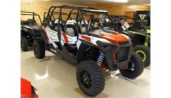 2019 RZR XP® 4 Turbo - Matte White Pearl