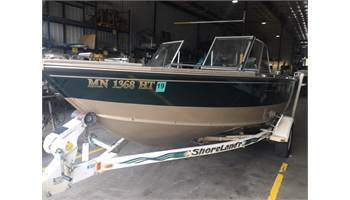 2000 Lund 1700 Adventure Fisherman