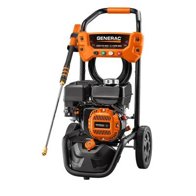 Residential Power Washer Rental