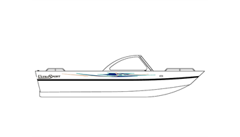 21' Dual Console w/Offshore Bracket & Extended Bottom