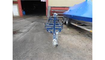 2016 Scissors Pontoon Trailer 22'