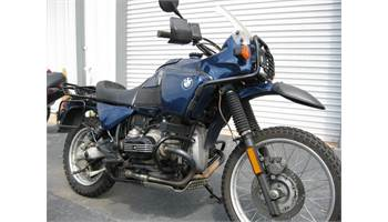 1993 R100GS Paris Dakar