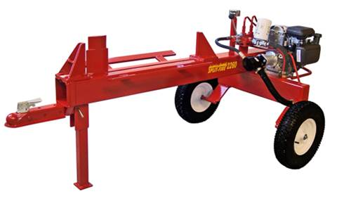 2260 Two-Way Log Splitter