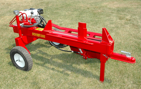 2265 Two-Way Log Splitter