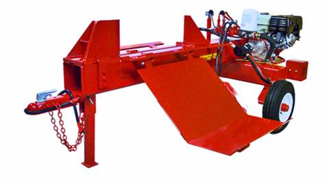 4290 Two-Way Log Splitter