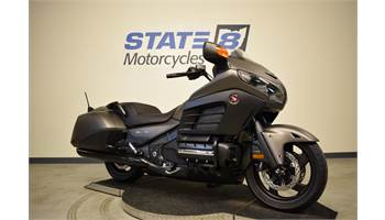 2016 GOLD WING F6B