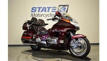 1989 GOLD WING 1500      GL1500