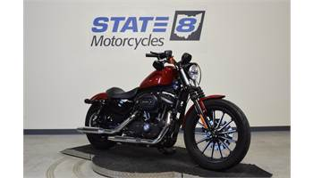 2012 SPORTSTER 883 IRON      XL883N