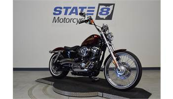 2012 SPORTSTER SEVENTY-TWO        XL1200V