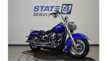 2018 SOFTAIL DELUXE 107      FLDE