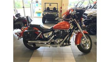 2002 HONDA SHADOW SABRE VT 1100
