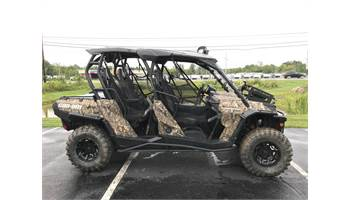 2018 CAN AM COMMANDER MAX 1000 XT BREAK UP COUNTRY CAMO