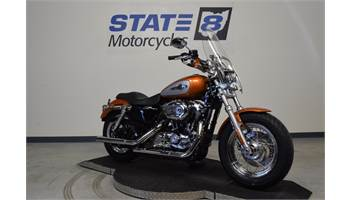 2014 SPORTSTER 1200 CUSTOM   XL1200C