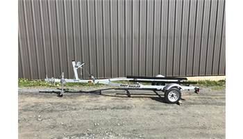 1410BG 12'-14' 1000 lb Single Axle Bunk Boat Trailer
