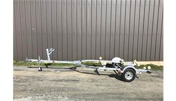 1715RG 15'-17' 1500 lb Single Axle Roller Boat Trailer