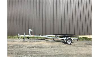 1610BG 14'-16' 1000 lb Single Axle Bunk Boat Trailer
