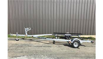 1822BG-96 16'-18' 2200 lb Single Axle Bunk Boat Trailer