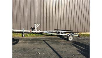 2018 1613BG-12 14'-16' 1300 lb Single Axle Bunk Boat Trailer
