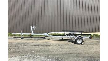 1715BG-12 15'-17' 1500 lb Single Axle Bunk Boat Trailer