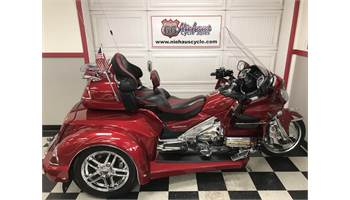 2016 GL1800HP GOLD WING/ROADSMITH HTS1800 TRIKE