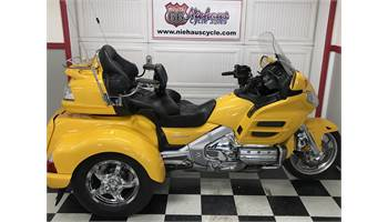 2010 GL1800HP GOLD WING COMFORT/LEHMAN MONARCH II TRIKE