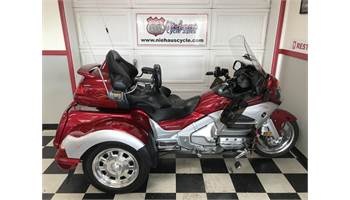 2012 GL1800HP GOLD WING/LEHMAN MONARCH II TRIKE