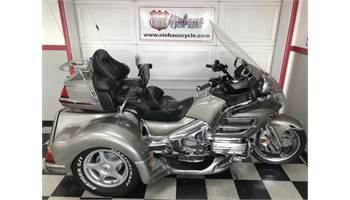 2002 GL1800 GOLD WING/LEHMAN MONARCH TRIKE