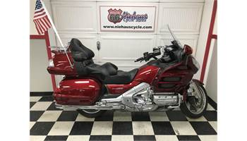2010 GL1800BM GOLD WING AIR BAG