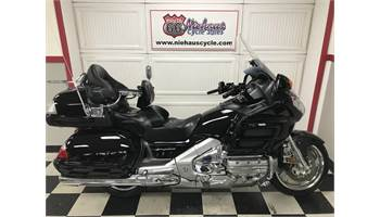 2006 GL1800P GOLD WING PREMIUM AUDIO