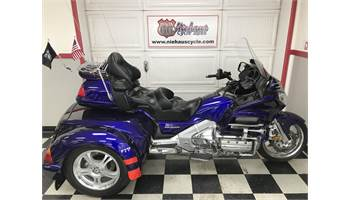 2002 GL1800 GOLD WING/ROAD SMITH HTS1800 TRIKE
