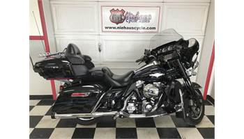 2014 Electra Glide Ultra Limited-Peace Officer Edition